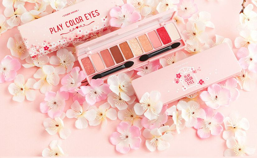 Resenha Paleta [ETUDE HOUSE] Play Color Eyes – Cherry.
